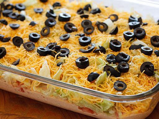 trempettes nachos