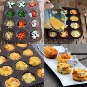 eg muffins