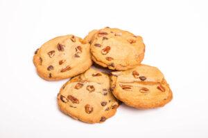Biscuit pecan chocolat sans gluten