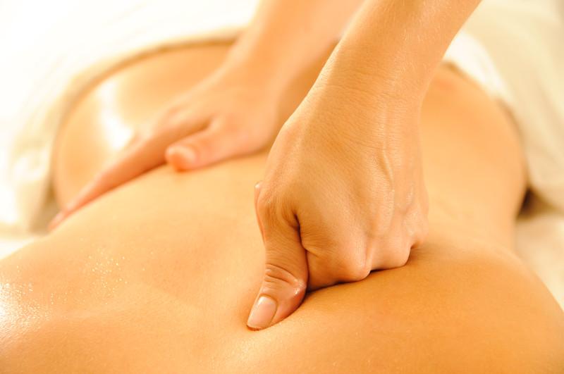 Le massage suédois thérapeutique