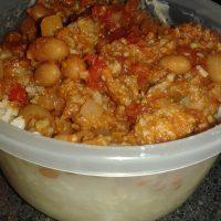 Sauce chili viande ou végétarienne