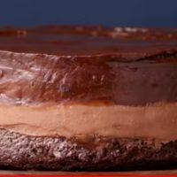 Gâteau betterave au chocolat