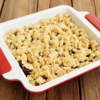 Carrés collation santé avoine et beurre d'arachide ou amande